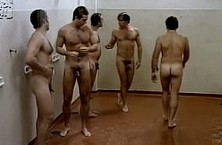hunky men nude in films
