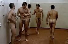 hunky men nude in films