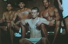 muscled guys nude in films