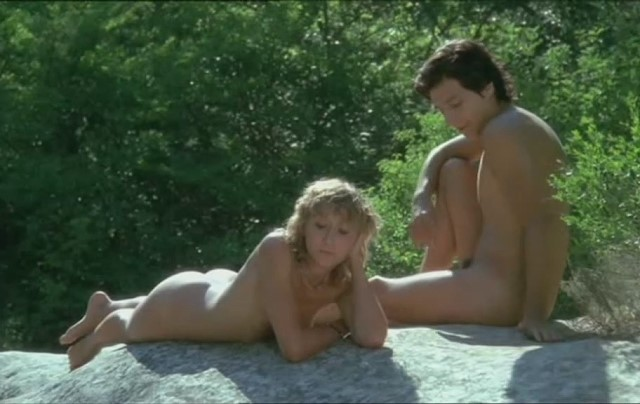 naked french guy in vintage movie