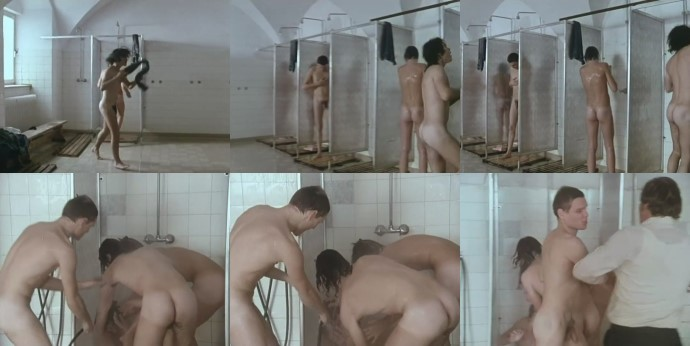 naked boys in the school shower