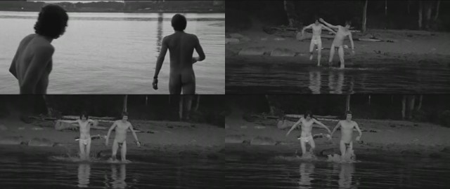 naked swedish guys in the river
