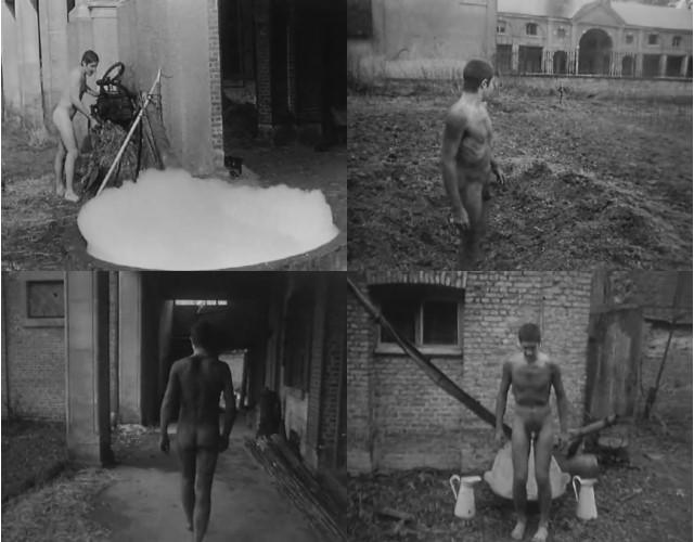 belgium guy naked