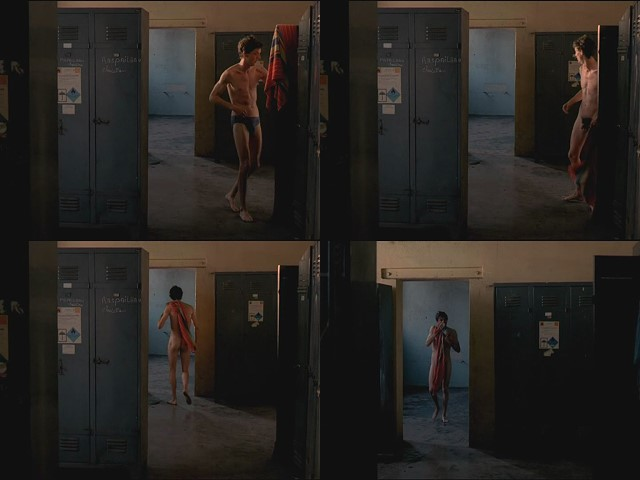 french movie male locker room