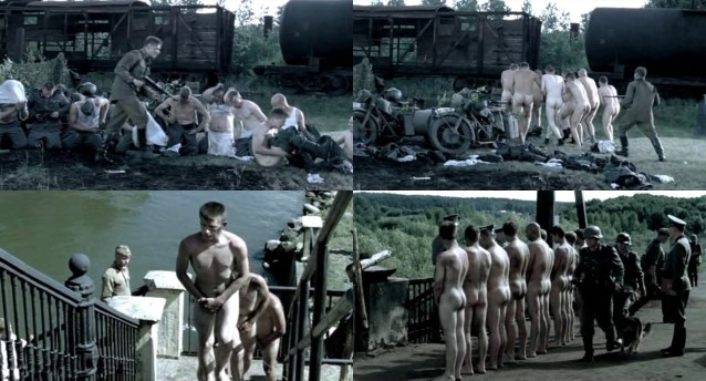 soldiers forces get naked