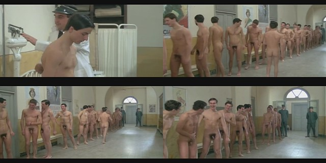 soldiers physicals in italian movie