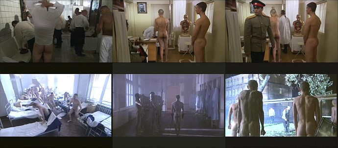 naked russian cadets physicals
