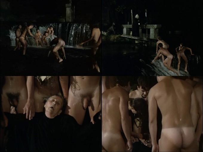 Naked Men In The Movies