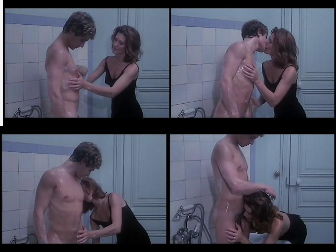 french boy naked in bath