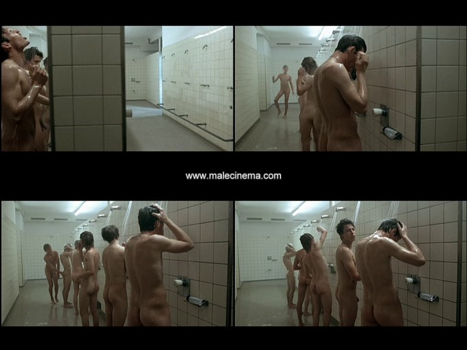swiss boys showering naked