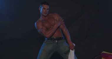 Male stripper huge dick