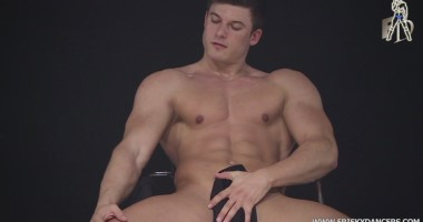 New male strippers videos site!