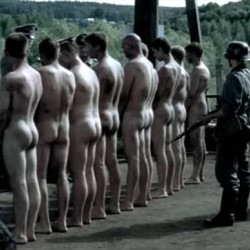 naked soldiers